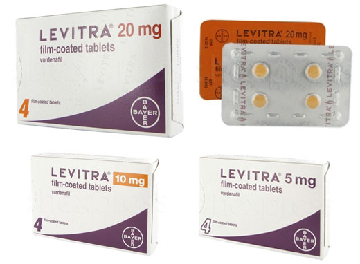 All you need to know about Levitra