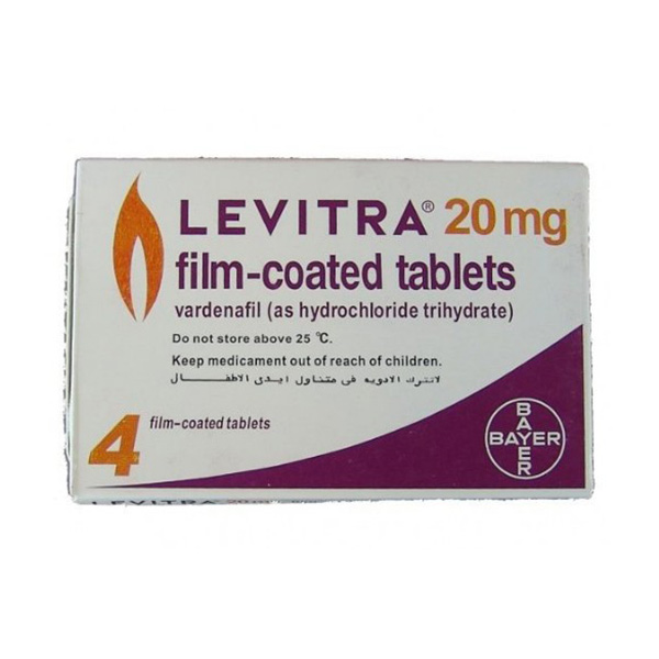 Facts to know about Levitra medication